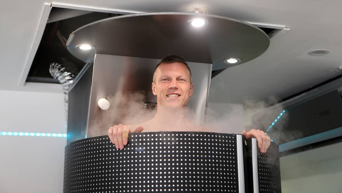 Cryotherapy Clinic in NYC