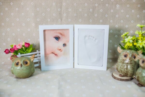 inkless baby footprint kit