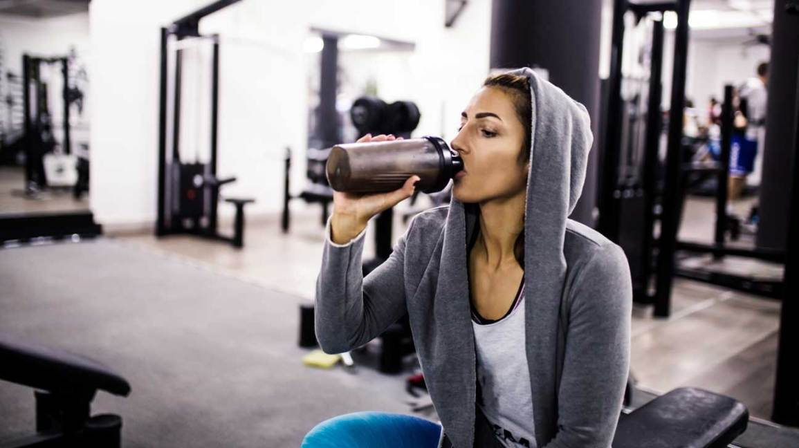 Slimming protein shakes female