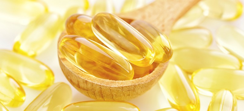 Health benefits of omega oil supplements
