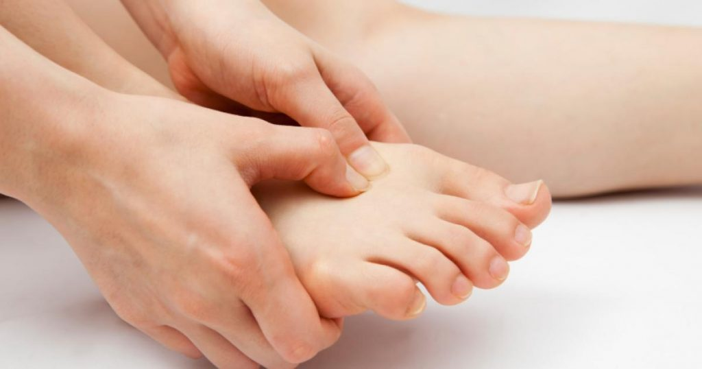Cause of Your Foot Pain