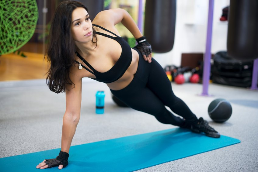 Home Workout Routine for Women's