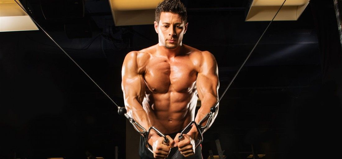 get fit and get ripped