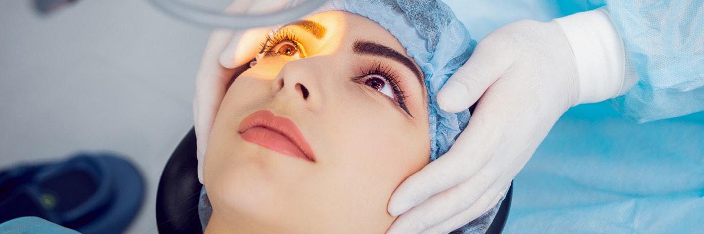 Eye Procedures And Treatment