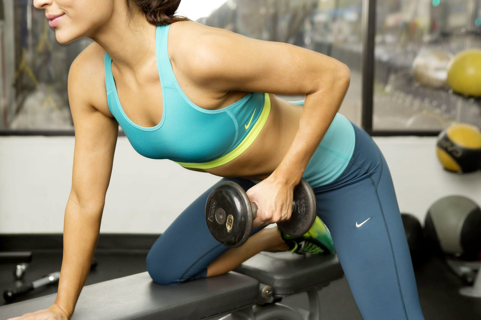 Regain your shape and fitness through regular routines